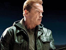 Primera imagen de Arnold Schwarzenegger en Terminator Genisys