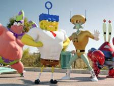 Nuevo tráiler de SpongeBob SquarePants: Sponge Out of Water