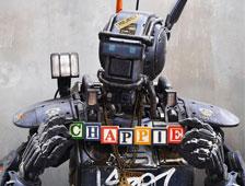 Tráiler de la película de robot Chappie, con Sharlto Copley y Hugh Jackman