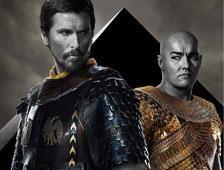 Trailer final de la película de Ridley Scott Exodus, con Christian Bale como Moisés