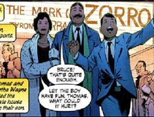 Fotos: Batman v Superman: Dawn of Justice mostrará la muerte de los padres de Bruce Wayne
