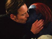 En X-Men: Apocalypse veremos el romance entre Mystique y Magneto