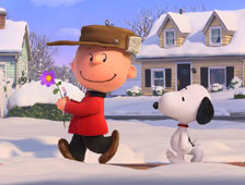 Snoopy y Charlie Brown de vuelta en el trailer de The Peanuts Movie