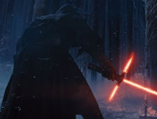 El trailer de Star Wars: The Force Awakens está aquí!