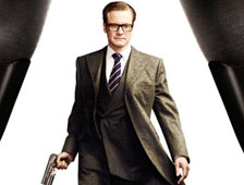 Trailer restringido para la película del cómic Kingsman: The Secret Service, con Colin Firth y Samuel L. Jackson