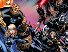 20th Century Fox planea unir Fantastic Four con X-Men