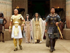 """Exodus: Gods and Kings"" fracasa en taquilla"