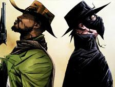 Quentin Tarantino interesado en una película con Django Unchained y Zorro