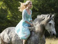Nuevo tráiler de la película de Disney: Cinderella