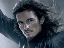 Según Orlando Bloom, Pirates of the Caribbean 5 es un reboot