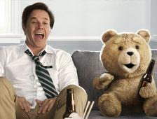 Primer vistazo a Mark Wahlberg en la secuela de Ted