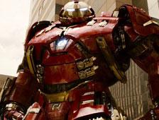 Fotos más detalladas del traje Hulkbuster de Iron Man en Avengers: Age of Ultron