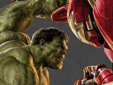 Nuevo arte promocional de Avengers: Age of Ultron
