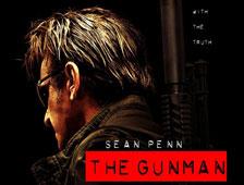 Nuevo trailer de la película de acción The Gunman con Sean Penn, del director de Taken