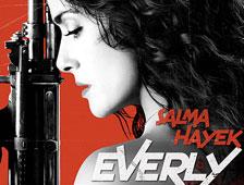 Nuevo tráiler del thriller de acción Everly con Salma Hayek