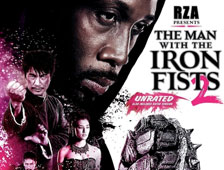 Tráiler de la secuela de The Man With the Iron Fists de RZA