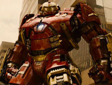 Anuncio de TV de Avengers: Age of Ultron para la Super Bowl