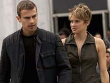 Anuncio de la Super Bowl para The Divergent Series: Insurgent
