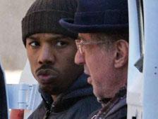 El argumento oficinal de Creed sugiere que Rocky está enfermo