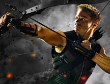 Poster de Hawkeye en Avengers: Age of Ultron