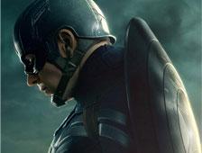Poster del Capitán Amércia de Avengers: Age of Ultron