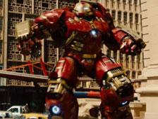 Unos juguetes de Avengers: Age of Ultron muestran a Iron Man con el traje Hulkbuster