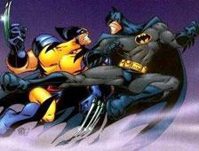 Hugh Jackman sabe quién ganaría una pelea entre Batman y Wolverine