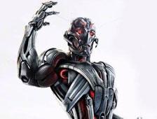 Poster de Ultron en Avengers: Age of Ultron