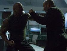 Jason Statham vs Dwayne Johnson en un vídeo de Furious 7