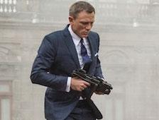 Tráiler de la película de James Bond, Spectre