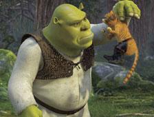 Según Antonio Banderas, Shrek podría aparecer en Puss in Boots 2