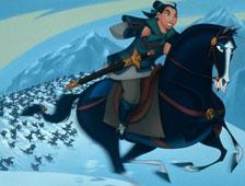 Disney prepara la película Mulan con actores
