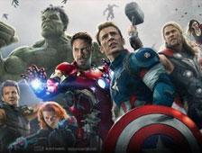 Banner gigante de Avengers: Age of Ultron