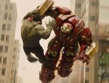 El primer vídeo de Avengers: Age of Ultron muestra una pelea entre Hulk y Iron Man