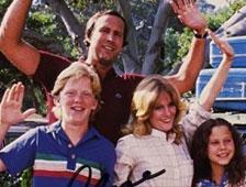 Primera imagen de Ed Helms y la familia Griswold en la secuela de Vacation