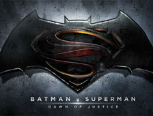 Dos posters teasers de Batman v Superman: Dawn of Justice