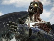 Tráiler de la ridícula Mega Shark vs Kolossus