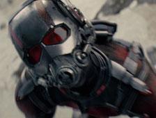 Fotos: Marvel coloca minúsculas vallas publicitarias de Ant-Man