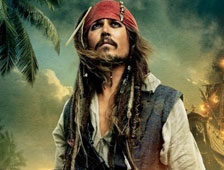 Primera imagen de Johnny Depp en Pirates of the Caribbean 5