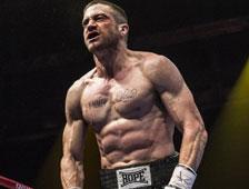 Poster de la película de boxeo de Jake Gyllenhaal, Southpaw