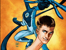 "Reed Richards no será elástico en el reboot de ""Fantastic Four"""