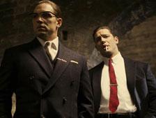 Tráiler: Tom Hardy y Tom Hardy como los gangsters gemelos del thriller Legend