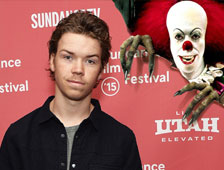 "Will Poulter será Pennywise en el remake de ""It"" de Stephen King"