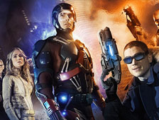 Tráiler de la serie de DC Comics Legends of Tomorrow