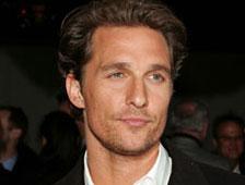 Matthew McConaughey quiere dar vida a un superhéroe de Marvel o DC