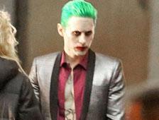 La locura del Joker en unas nuevas fotos del set de Suicide Squad