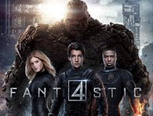 Vídeo promocional de Fantastic Four con los superpoderes de los personajes