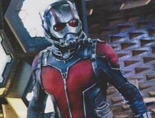 Nuevas fotografías de Deadpool y Ant-Man