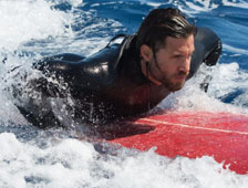 "Primer poster del remake de ""Point Break"""