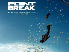 �Ya está aquí el tráiler del remake de Point Break!